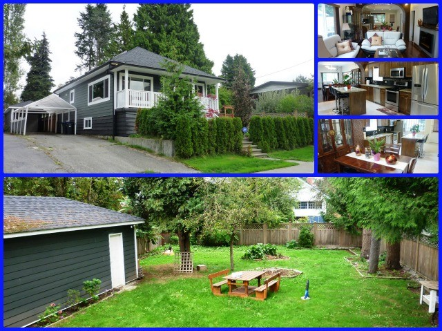 Main Photo: 709 FIFTH Street in New Westminster: GlenBrooke North House for sale : MLS® # V1028286