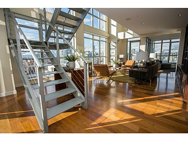 Main Photo: 2802 1238 Richards Street in Vancouver: Yaletown Condo for sale (Vancouver West)  : MLS® # V1003162