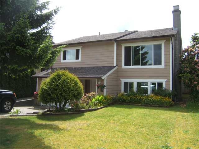 Main Photo: 1320 Hornby Street in : New Horizons House for sale (Coquitlam)  : MLS® # V1008804