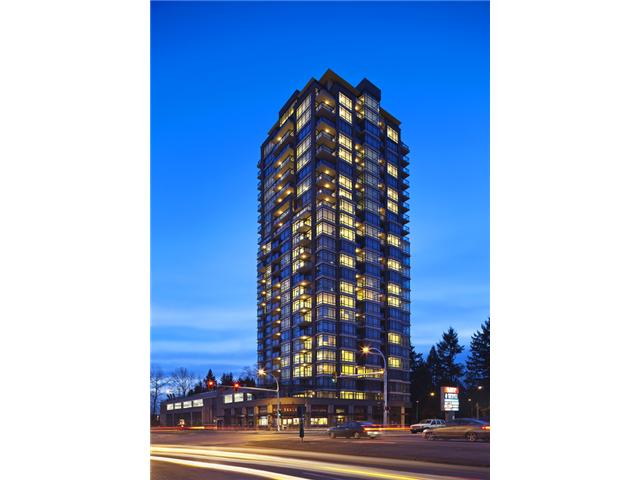 Photo 1: # 1201 2789 SHAUGHNESSY ST in Port Coquitlam: Central Pt Coquitlam Condo for sale : MLS® # V1033187