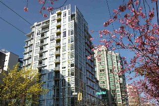 Main Photo: 802 1205 HOWE STREET in Vancouver: Downtown VW Condo for sale (Vancouver West)  : MLS(r) # R2025596