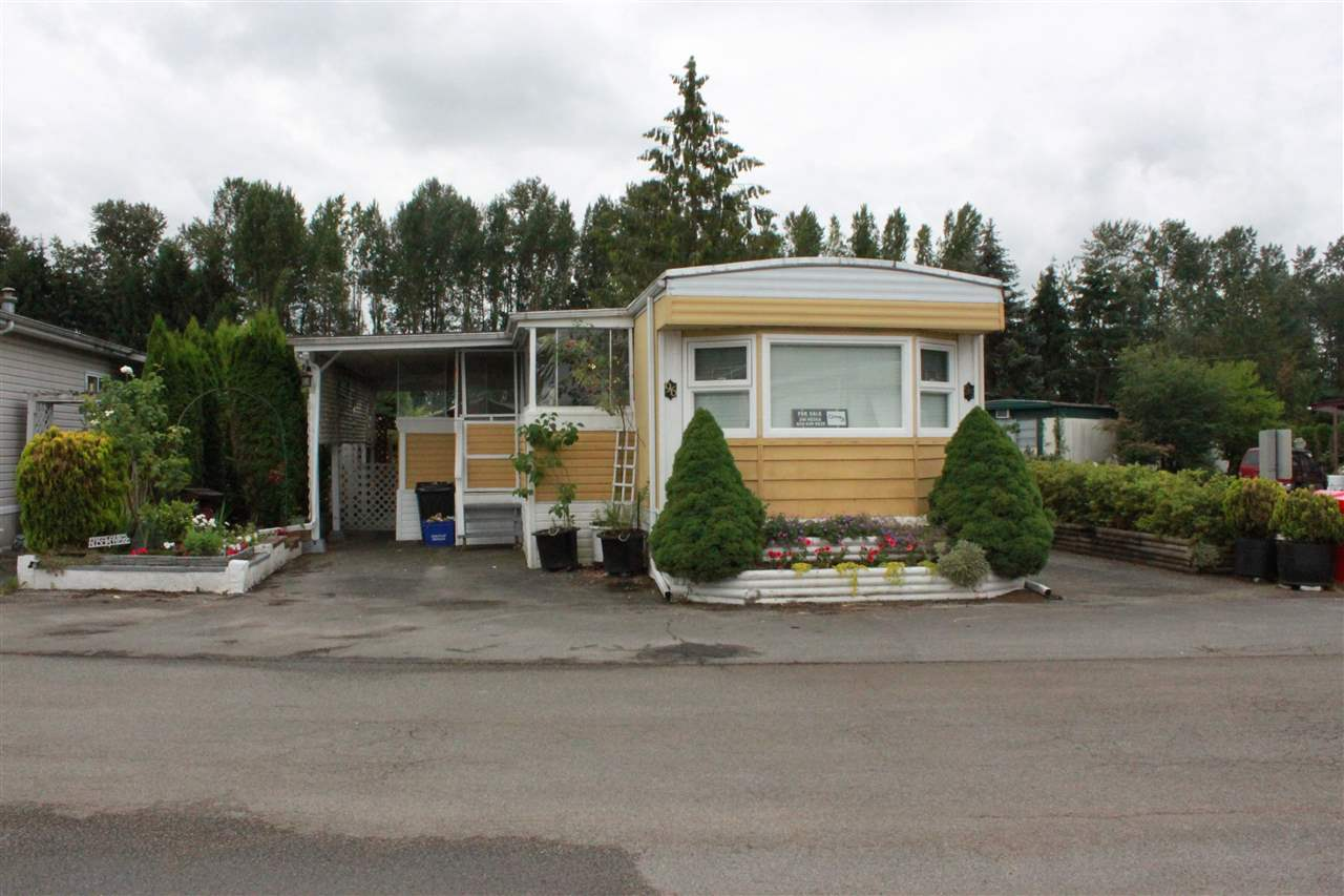 Main Photo: 96 201 CAYER STREET in Coquitlam: Maillardville Manufactured Home for sale : MLS® # R2079109