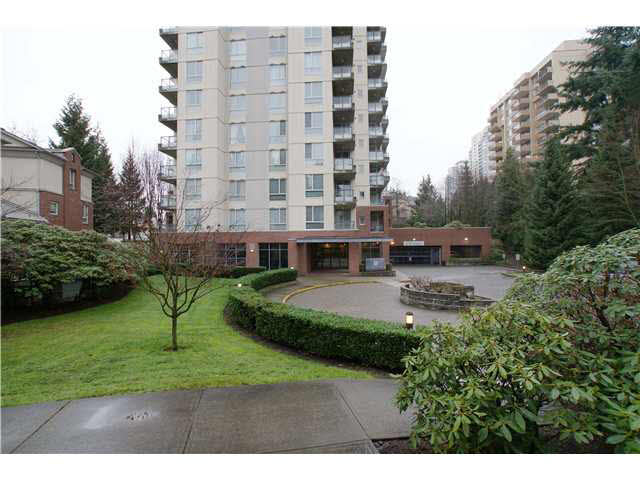 Main Photo: 1501 7077 BERESFORD Street in Burnaby: Highgate Condo for sale (Burnaby East)  : MLS® # V1099698