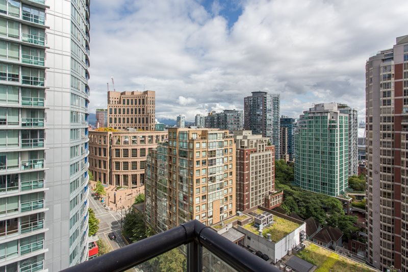 FEATURED LISTING: 1703 - 889 HOMER Street Vancouver