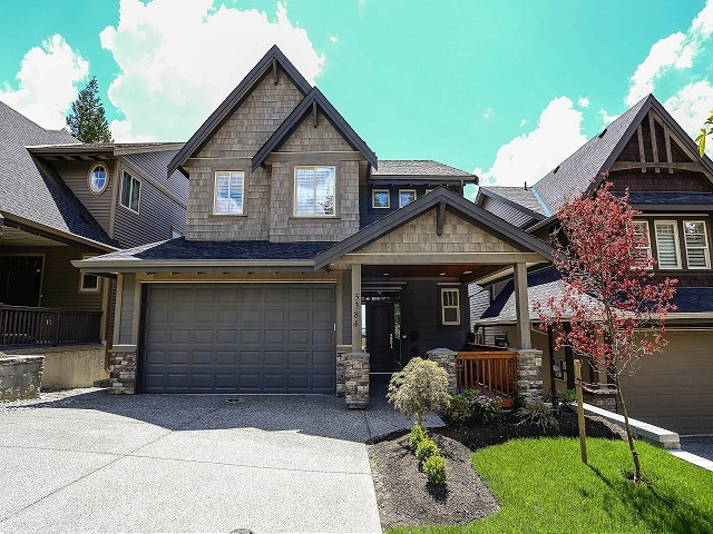 "Main Photo: 3384 HORIZON Drive in Coquitlam: Burke Mountain House for sale in ""SOUTHVIEW"" : MLS® # V1007376"