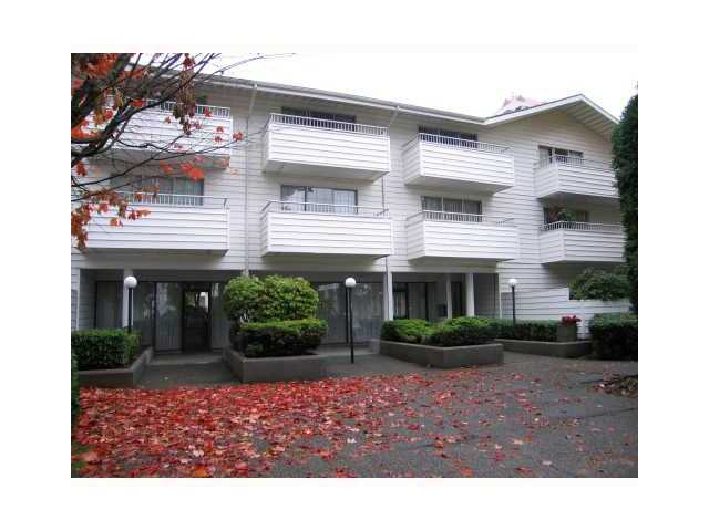 "Main Photo: # 315 707 8TH ST in New Westminster: Uptown NW Condo for sale in ""THE DIPLOMAT"" : MLS® # V1010308"