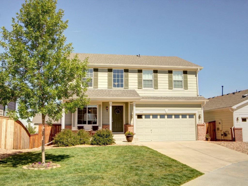 Main Photo: 16543 High Desert Place in Parker: House for sale (Bradbury Ranch)  : MLS® # 4631300