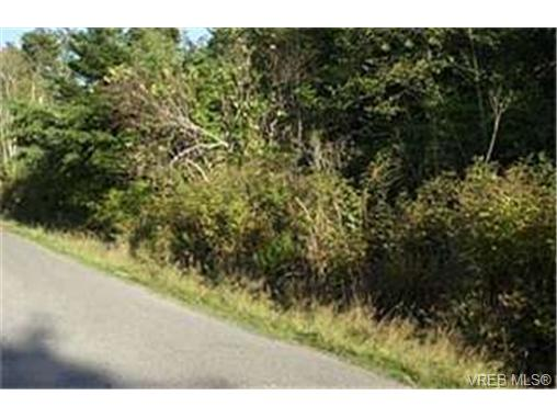 Main Photo: LOT B Robinson Road in SOOKE: Sk Otter Point Land for sale (Sooke)  : MLS® # 181692