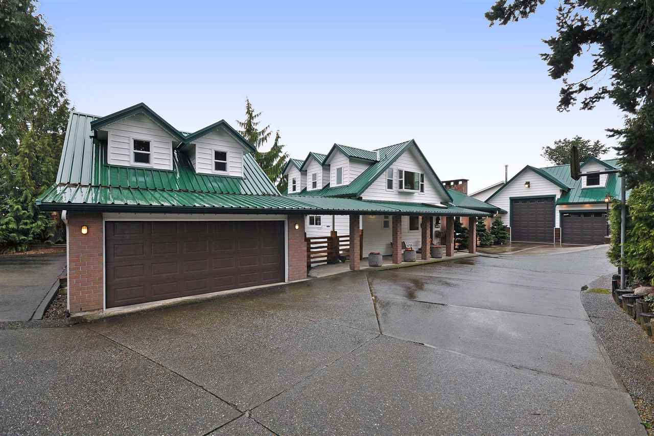 Main Photo: 35238 MARSHALL ROAD in Abbotsford: Abbotsford East House for sale : MLS® # R2044861