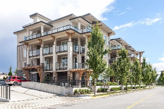 Main Photo: 209 12409 HARRIS ROAD in Pitt Meadows: Mid Meadows Condo for sale : MLS(r) # R2096896
