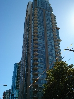 Main Photo: 2207 1308 HORNBY STREET in Vancouver: Downtown VW Condo for sale (Vancouver West)  : MLS(r) # R2109825