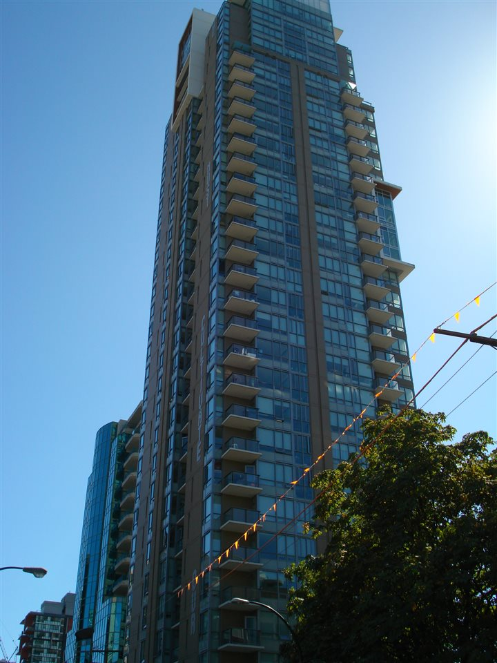 Main Photo: 2207 1308 HORNBY STREET in Vancouver: Downtown VW Condo for sale (Vancouver West)  : MLS® # R2109825