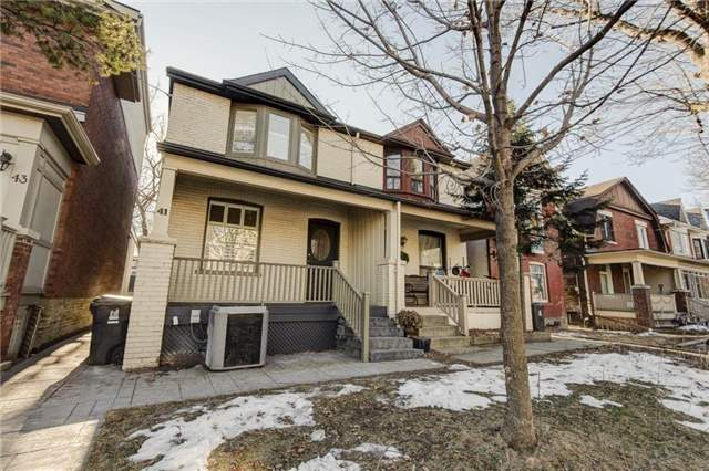 Main Photo: 41 Grandview  Ave in Toronto: North Riverdale Freehold for sale (Toronto E01)  : MLS(r) # E3683564