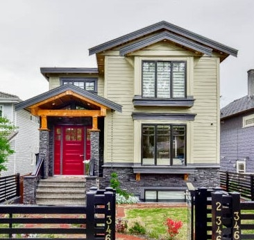 Main Photo: 3467 WELLINGTON AVENUE in Vancouver: Collingwood VE House for sale (Vancouver East)  : MLS® # R2084726