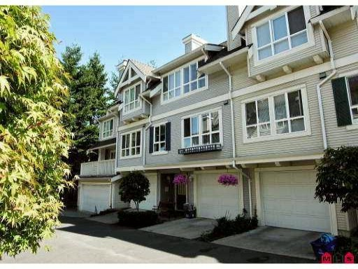 "Main Photo: 78 8844 208TH Street in Langley: Walnut Grove Townhouse for sale in ""MAYBERRY"" : MLS® # F1203954"