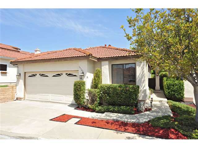 Main Photo: RANCHO BERNARDO House for sale : 3 bedrooms : 15743 Caminito Cercado in San Diego