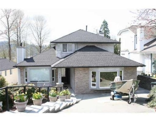 Main Photo: 534 SAN REMO DR in Port Moody: House for sale : MLS® # V943795