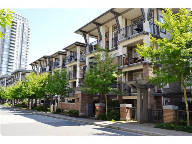 "Main Photo: 304 4788 BRENTWOOD Drive in Burnaby: Brentwood Park Condo for sale in ""JACKSON HOUSE"" (Burnaby North)  : MLS® # V953059"