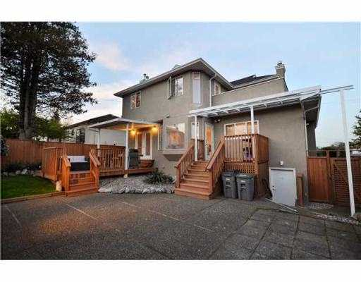 Photo 2: 6233 ONTARIO Street in Vancouver: Oakridge VW House for sale (Vancouver West)  : MLS® # V955333
