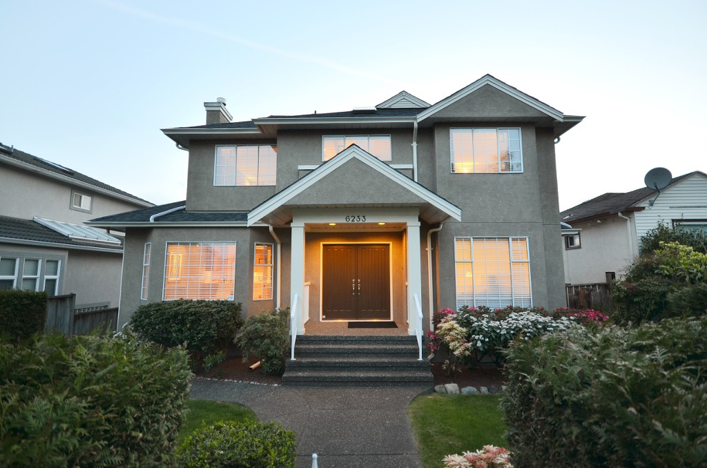 Main Photo: 6233 ONTARIO Street in Vancouver: Oakridge VW House for sale (Vancouver West)  : MLS® # V955333