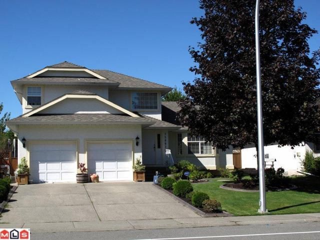Main Photo: 15863 80TH Avenue in Surrey: Fleetwood Tynehead House for sale : MLS® # F1216836