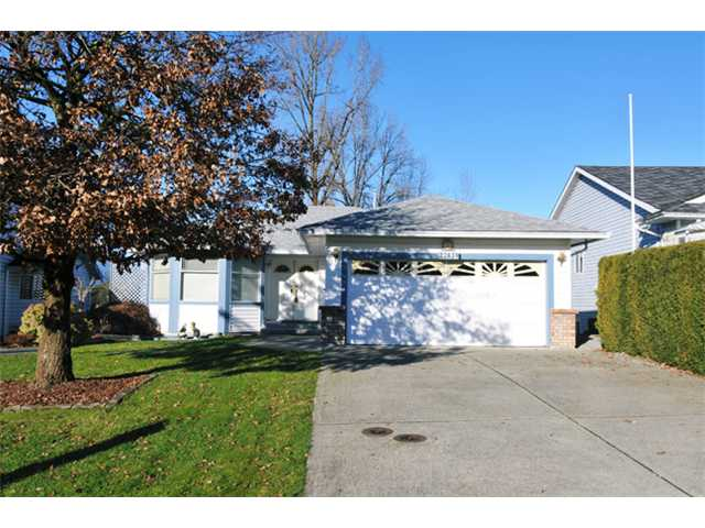 Main Photo: 22839 125A Avenue in Maple Ridge: East Central House for sale : MLS® # V984949