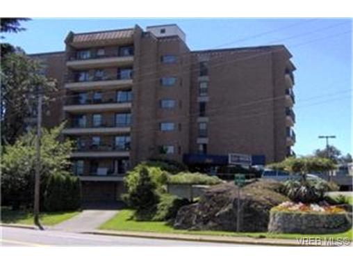 Main Photo: 303 4030 Quadra Street in VICTORIA: SE High Quadra Residential for sale (Saanich East)  : MLS(r) # 203712
