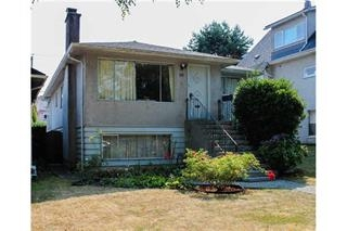 Main Photo: 50 E 37th Avenue in Vancouver: Main House for sale (Vancouver East)  : MLS® # V1139442