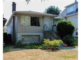 Main Photo: 50 E 37th Avenue in Vancouver: Main House for sale (Vancouver East)  : MLS(r) # V1139442