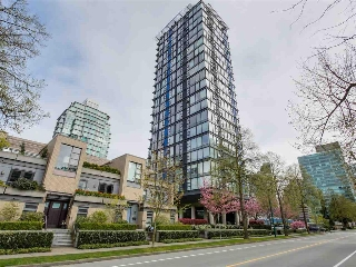 Main Photo: 2407 1723 Alberni Street in Vancouver: Condo for sale : MLS(r) # R2083755