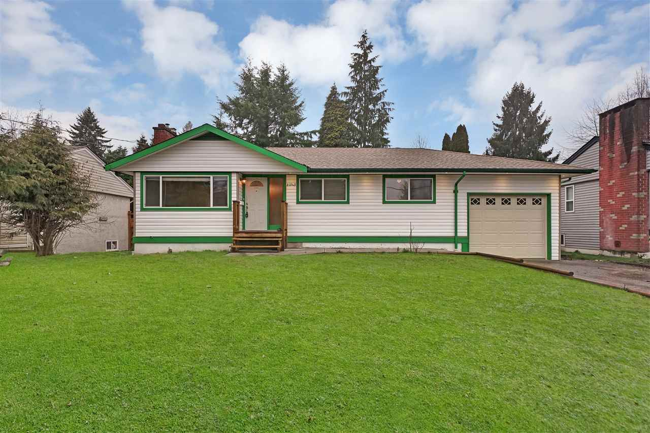 FEATURED LISTING: 21545 STONEHOUSE Avenue Maple Ridge