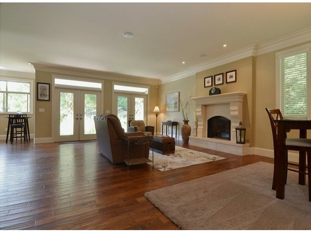 Photo 4: 21964 6TH AV in Langley: Campbell Valley House for sale : MLS® # F1417390