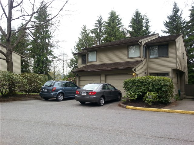 Main Photo: 5827 MAYVIEW CR in Burnaby: Burnaby Lake Townhouse for sale (Burnaby South)  : MLS®# V1060467