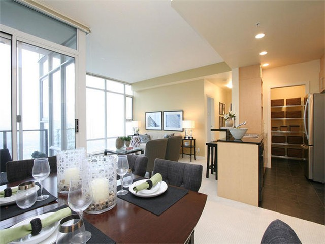 Main Photo: # 3205 583 BEACH CR in Vancouver: Yaletown Condo for sale (Vancouver West)  : MLS(r) # V1097555