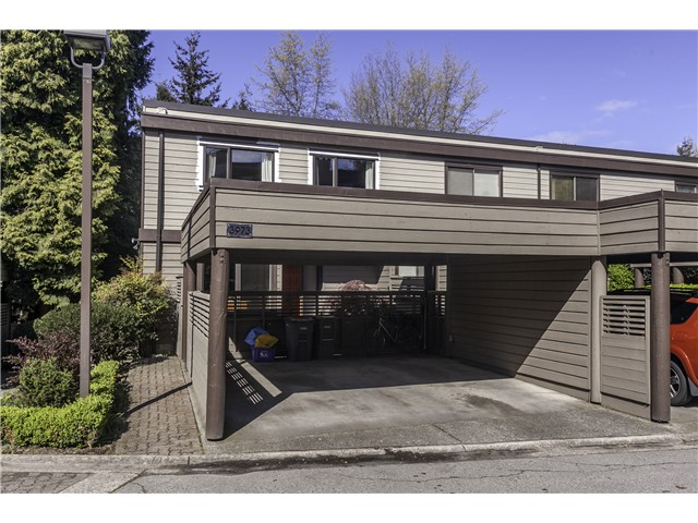 Main Photo: 3973 PARKWAY DR in Vancouver: Quilchena Condo for sale (Vancouver West)  : MLS® # V1119012