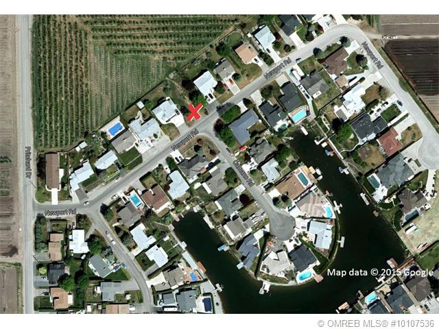 Main Photo: 1742 Newport Road in West Kelowna: Lakeview Heights Vacant Land for sale : MLS® # 10107536