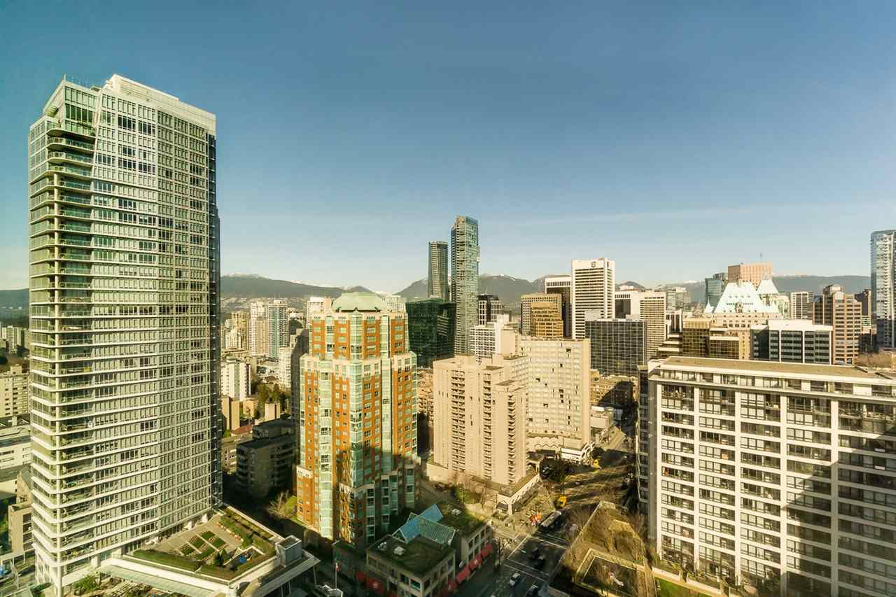Photo 4: 2105 989 NELSON STREET in Vancouver: Downtown VW Condo for sale (Vancouver West)  : MLS(r) # R2040460