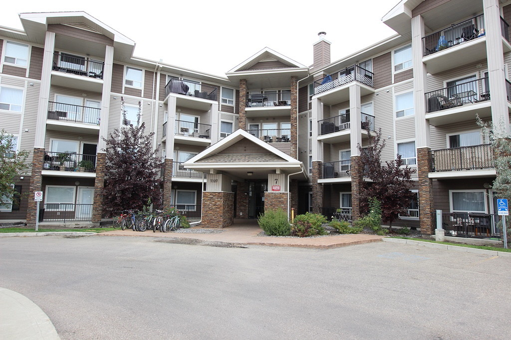 Main Photo: 7422 7327 South Terwillegar Drive: Condo for sale