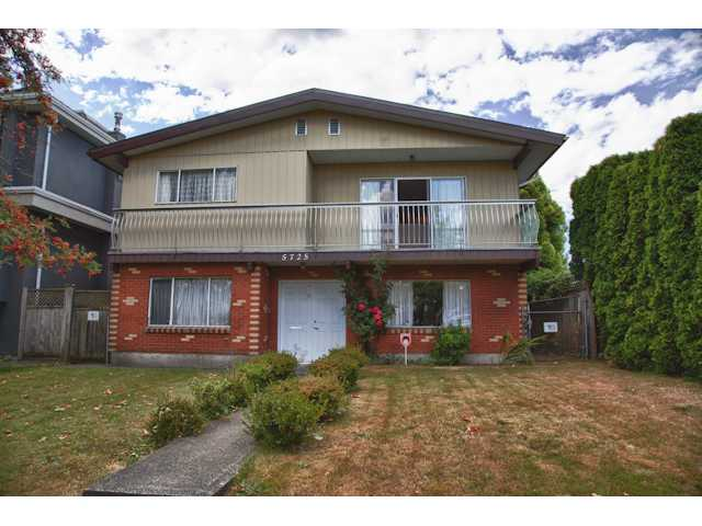 Main Photo: 5725 SOPHIA Street in Vancouver: Main House for sale (Vancouver East)  : MLS®# V968687