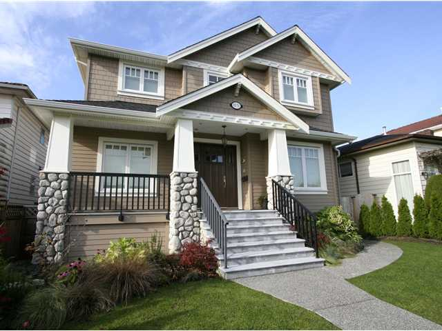 Main Photo: 8131 SELKIRK Street in Vancouver: Marpole House for sale (Vancouver West)  : MLS® # V979299