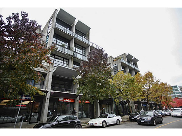 Main Photo: PH704 428 W 8th Avenue in Vancouver: Condo for sale : MLS®# V1034945