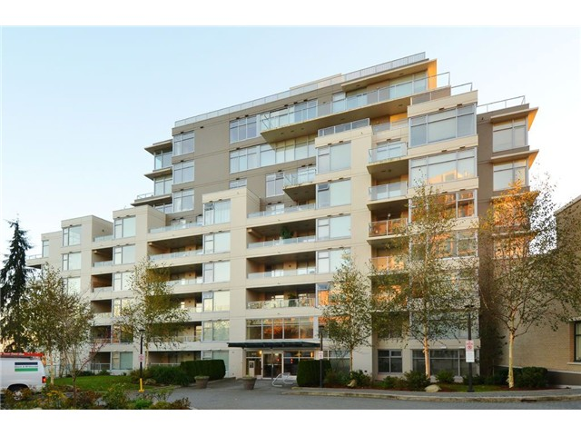 Main Photo: # 308 9298 UNIVERSITY CR in Burnaby: Simon Fraser Univer. Condo for sale (Burnaby North)  : MLS® # V1093930