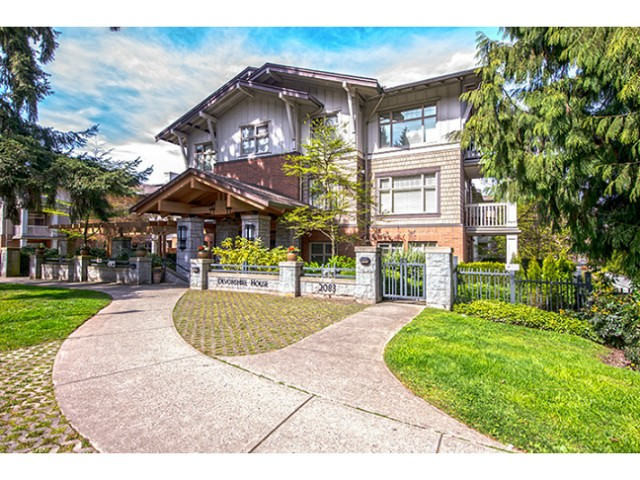 Main Photo: # 110 2083 W 33RD AV in Vancouver: Quilchena Condo for sale (Vancouver West)  : MLS® # V1115143