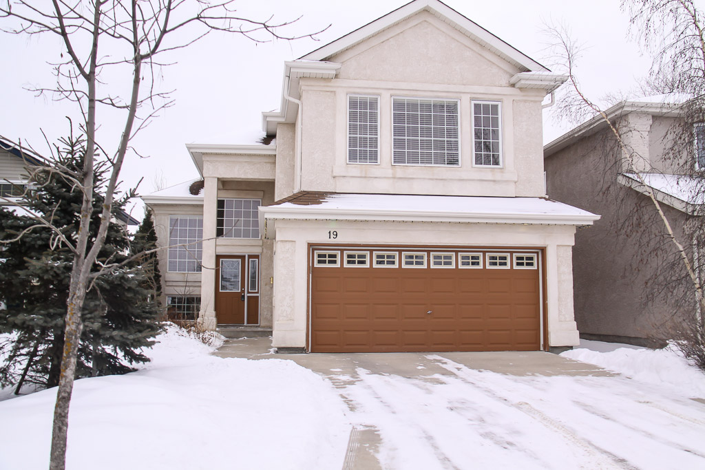 Main Photo: 19 Carsdale Drive in Winnipeg: Single Family Detached for sale (North West Winnipeg)  : MLS®# 1502785