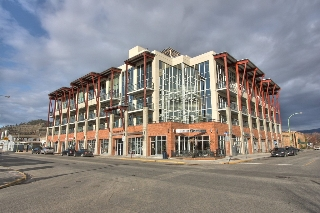 Main Photo: 404-1289 Ellis St in Kelowna: Kelowna North Condo for sale : MLS®# 10113498