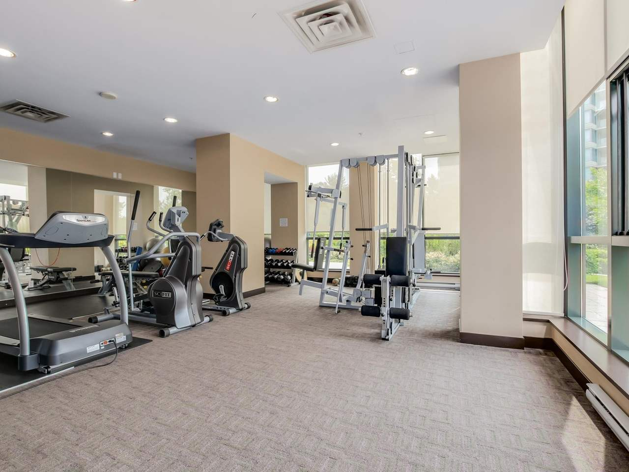 Photo 3: 203 288 UNGLESS WAY in Port Moody: Port Moody Centre Condo for sale : MLS(r) # R2071333