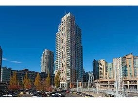Main Photo: 2702 1351 CONTINENTAL STREET in Vancouver: Downtown VW Condo for sale (Vancouver West)  : MLS® # R2132225