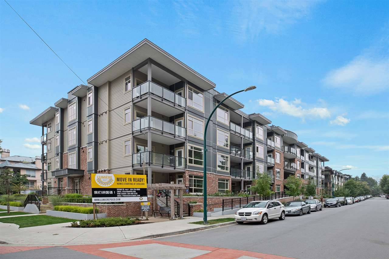 FEATURED LISTING: 307 - 2436 KELLY Avenue Port Coquitlam