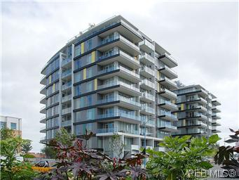 Main Photo: 907 379 Tyee Road in VICTORIA: VW Victoria West Condo Apartment for sale (Victoria West)  : MLS® # 305621