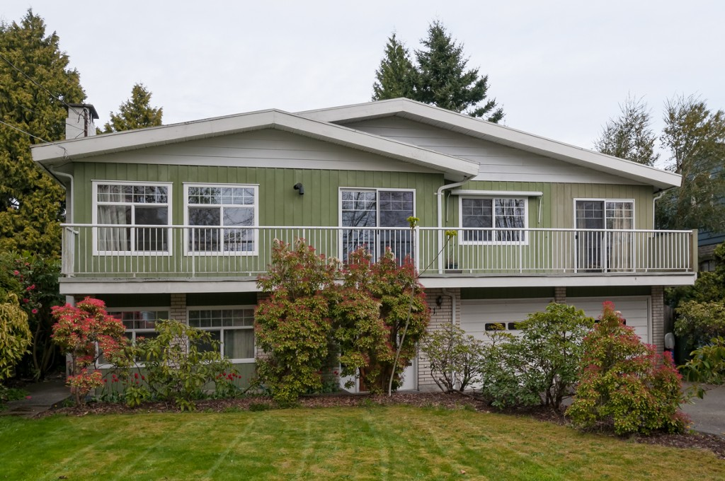 "Main Photo: 431 5TH ST in New Westminster: Queens Park House for sale in ""QUEENS PARK"" : MLS(r) # V1002480"
